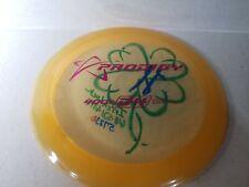 Vintage Prodigy Disc 400s Plastic D4 Golf Distance Driver