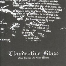 Clandestine Blaze - Fire Burns In Our Hearts CD