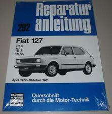 Reparaturanleitung Fiat 127 S  L  C  CL Baujahre April 1977 - Oktober 1981 NEU!