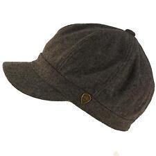 Winter Fall Wool Blend 8 Panel Oversize Newsboy Paperboy Cap Hat