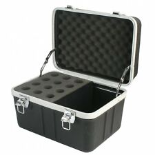 Pulse Microphone Flight Case - Holds 12 Mics
