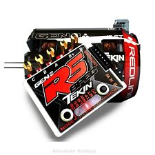 Tekin RS Gen2 SPEC Sensored Brushless ESC/Gen3 Motor Combo (17.5T) - TEKTT2743