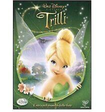 DISNEY DVD Trilli di Peter Pan