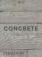 Concrete, Hardcover by Hall, William (EDT); Koren, Leonard, Brand New, Free s...