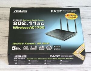 Asus RT-AC66R AC1750 Wireless Dual-Band Gigabit Router