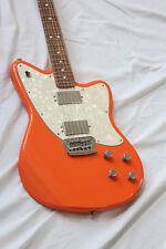 2001 Fender Toronado Deluxe Series HH Electric Guitar - Super Rare Orange Finish