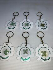 Fitzgerald Reno Hotel And Casino 6 Leafed Clover Shaped Key Chain's