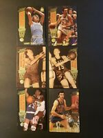 1993 Action Packed #18 Larry Bird Indiana State Sycamores + 5 more players