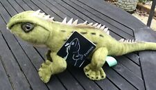 """""""Real Sound"""" soft toy Tuatara from New Zealand educational"""