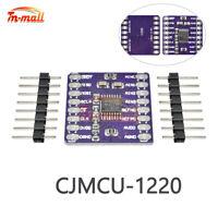 ADS1220 CJMCU-1220 2 Channel ADC Low Power 24-Bit Analog to Digital Converter