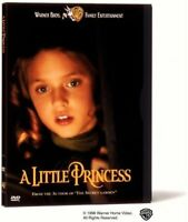 A Little Princess - DVD movie [97 Minute Runtime, English, French, español] NEW