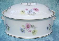 Fireproof Porcelain Louis Lourioux Le Faune  Twinhandled Lidded Casserole Dish