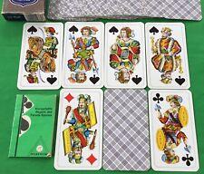 Vintage Piatnik TAROCK Nr.1936 Playing Cards Spielkarten Tarot FORTUNE TELLING