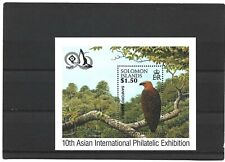 Solomon Islands 1996 Taipei '96 10th Asian Stamp Expo Mini Sheet MNH