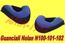 "GUANCIALI INTERNI COMFORT NOLAN N100 101 102 TG."" S-M "" ORIGINALE NOLAN SPRCP182"