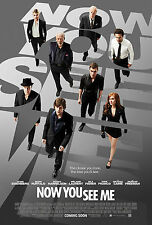 """Now You See Me (2013) Movie Poster New 24""""x36"""" Eisenberg Ruffalo Harrelson"""