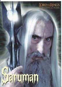 LORD OF THE RINGS, 7 CONTINENTAL SIZE POSTCARDS, MIXED PUBLISHERS AND SERIES
