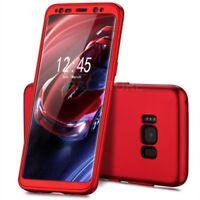 COVER Fronte Retro 360° Per Samsung Galaxy S8 / S8 PLUS Protezione RIGIDA Totale