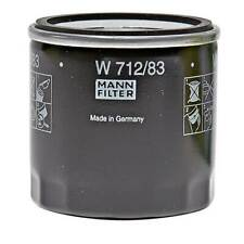 Fits Toyota Yaris Vitz 1.4 D-4D Mann Oil Filter Spin-On Type Performance Service