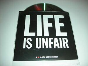 Black Box Recorder - Life is Unfair - Box Set Sampler - 13 Track