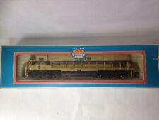 Model Power Alco C628 Gold Diesel Locomotive HO Train