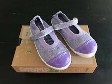 NIB Morgan & Milo Olivia Mary Janes sneakers purple lilac from Nordstrom Size 8