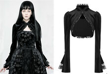 Punk Rave chaqueta bolero Gothic nugoth terciopelo punta nugoth Victorian Lolita wly-080