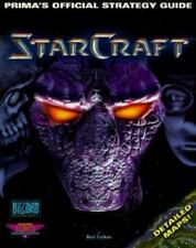 Starcraft Official Strategy Game Guide book NEW