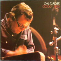 Cal Tjader – Good Vibes ~Concord Jazz Picante~RARE JAZZ~1984~FAST SHIPPING!