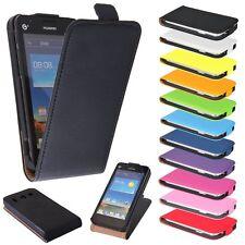 Samsung Galaxy Ace 3 Duo Sim S7270 schwarz Flip Case Handy Tasche Hülle Cover