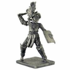 Rome. Gladiator - Thracian Tin toy soldier 54mm miniature statue metal sculpture