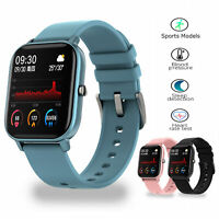 Sports Smart Watch Blood Pressure Heart Rate Monitor Fitness for IOS Android