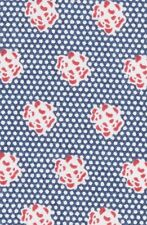 Nordstrom Men's Shop Blue Roses The Perfect Pre-Folded Pocket Square One Size