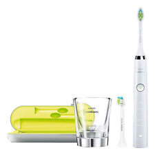 Philips Sonicare HX9332/05 DiamondClean Rechargeable Electric Toothbrush - White