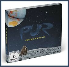 """PUR """"zwischen den welten"""" Deluxe Edition CD + DVD NEU Album 2018"""