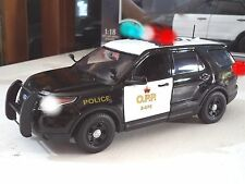 Ontario Provincial Police SUV Canada O.P.P. Decals 1/24 Scale LED Lights 2 Siren