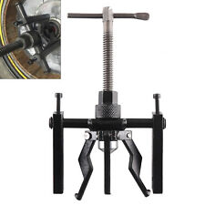Black 3-Jaw Inner Bearing Puller Tool Equipment Hole Bearing Pull Maintenance