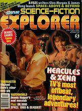 Starlog Magazine December 1995 Excellent condition Hercules Xena posters