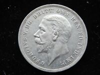GREAT BRITAIN 1935 SILVER CROWN GEM CHOICE UNCIRCULATED