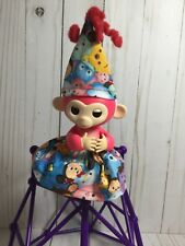 Mini mouse Clothes For Fingerling MonkeyZoe Mia Sophie Bella Finn Gigi-3 piece