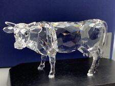 Swarovski Figur 905775 Kuh 12,1 cm. Ovp & Zertifikat. Top Zustand