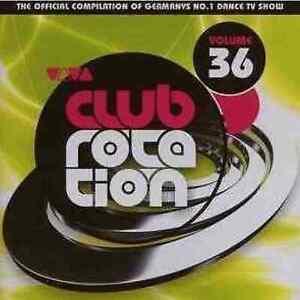 Viva Club Rotation Vol. 36  - 2 CD NEU Scooter Topmodelz David Guetta  Westbam