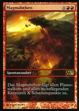 Magmabeben  FOIL / Magmaquake | EX | Game Day Promos | GER | Magic MTG