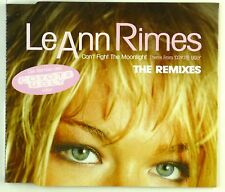 Maxi CD - LeAnn Rimes - Can't Fight The Moonlight (The Remixes) - A4140