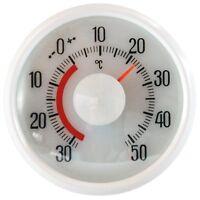 RICHTER Bimetall Thermometer aussen / innen HR Art. 1909 justierbar