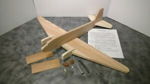 Arts and Crafts DIY Kit DC-3 Cedar Weathervane Airplane  Whirligig Warbird USA