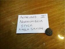 More details for aethelred ii styca northumbria anglo saxon british hammered coin uk