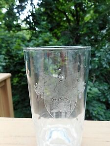 Set of 4 Vintage West Point Military Academy Drinking Glasses Seal Crest Motto