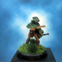 Painted RAFM Miniatures Earth Wizard