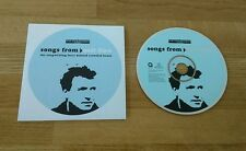 Songs From Neil Finn The Independent On Sunday Promo CD Crowded House Rock